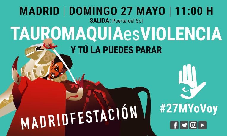 ¡Gran Manifestación en Madrid!