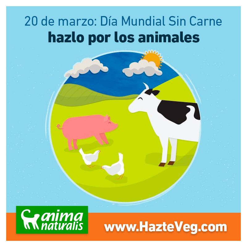 Hazlo por los animales