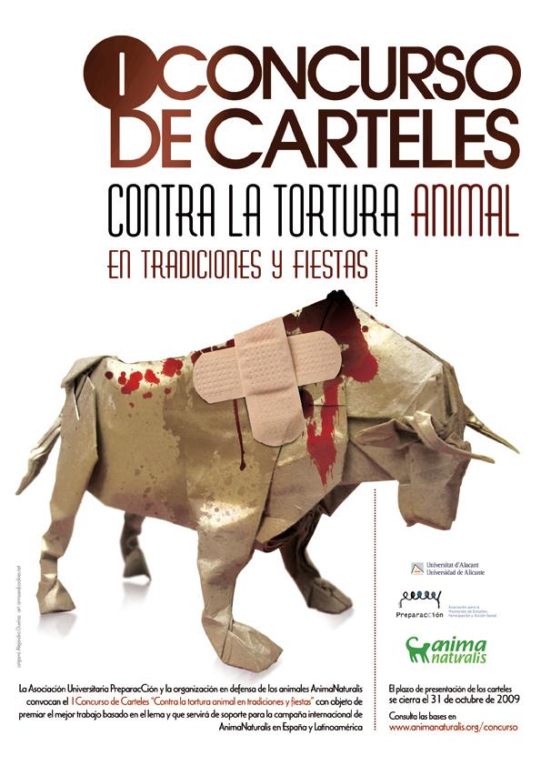 Presentación en la Universidad de Alicante del Concurso de Carteles