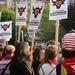 Un centenar de personas se manifiestan en Logroño I20-99405