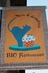 Bio Restaurant Tarta de Zanahoria