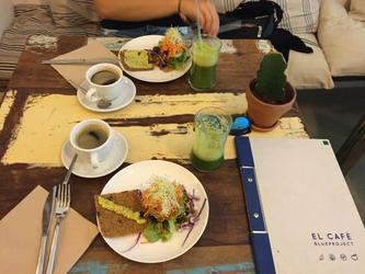 Café Blue Project