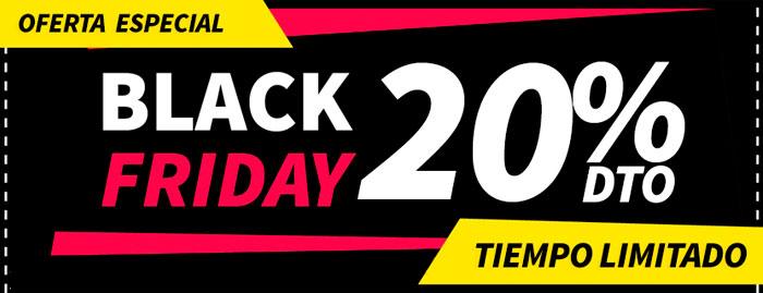 BlackFriday - 20% descuento - Tienda de AnimaNaturalis