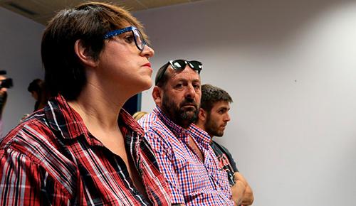 Los tres agresores de nuestras activistas han sido por fin condenados