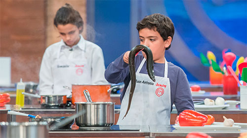 Crueldad animal en MasterChef Junior