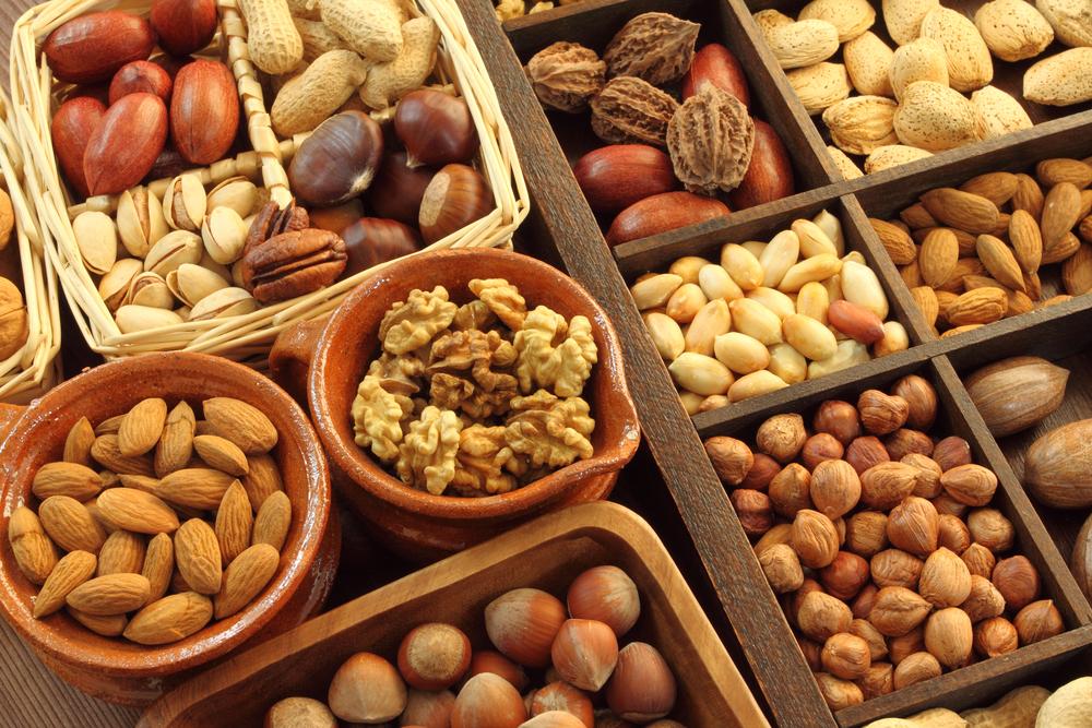 Los frutos secos reducen los niveles de colesterol en sangre