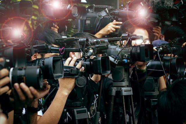 Trabajando con la prensa