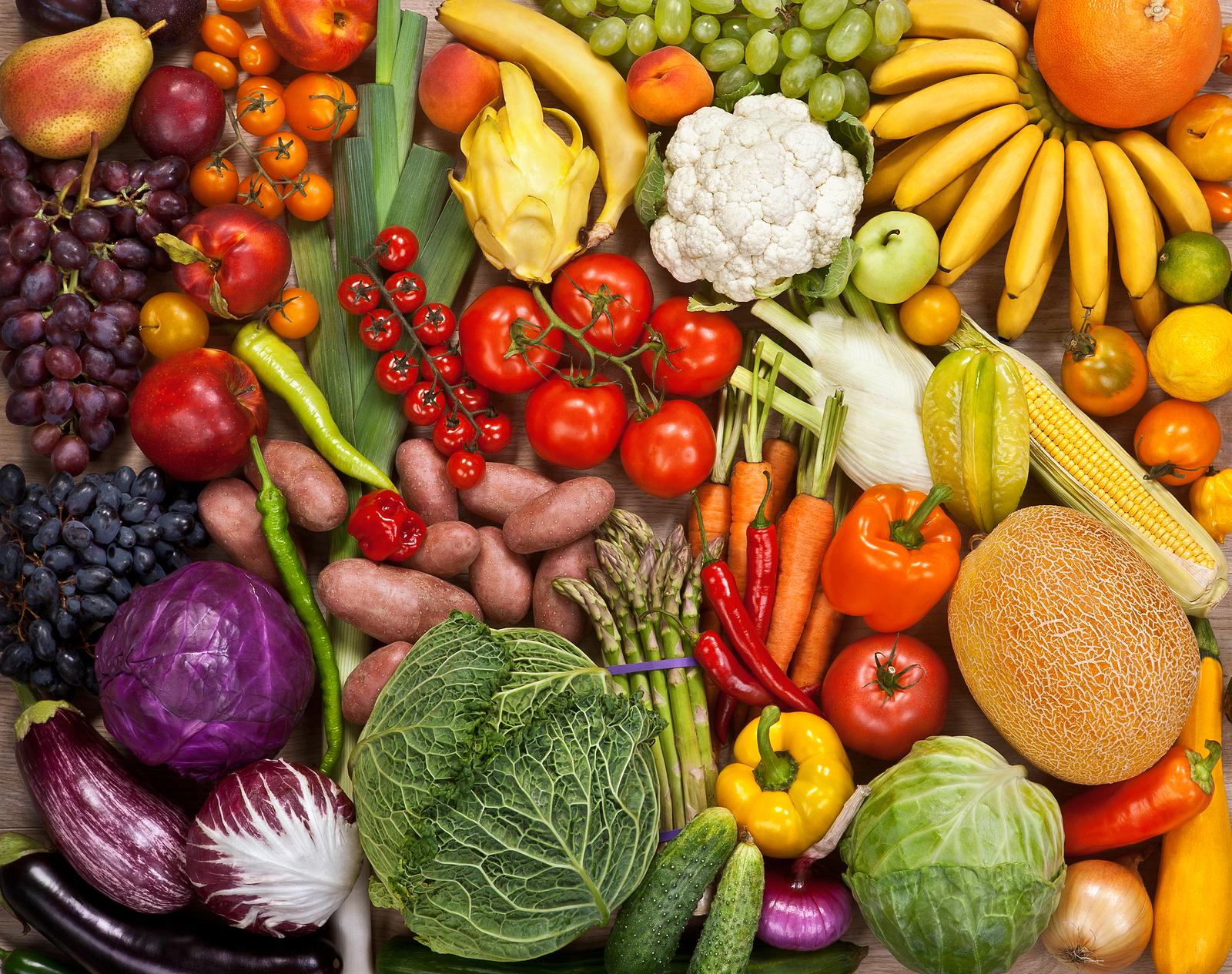 Otros efectos saludables de la alimentación vegeteriana