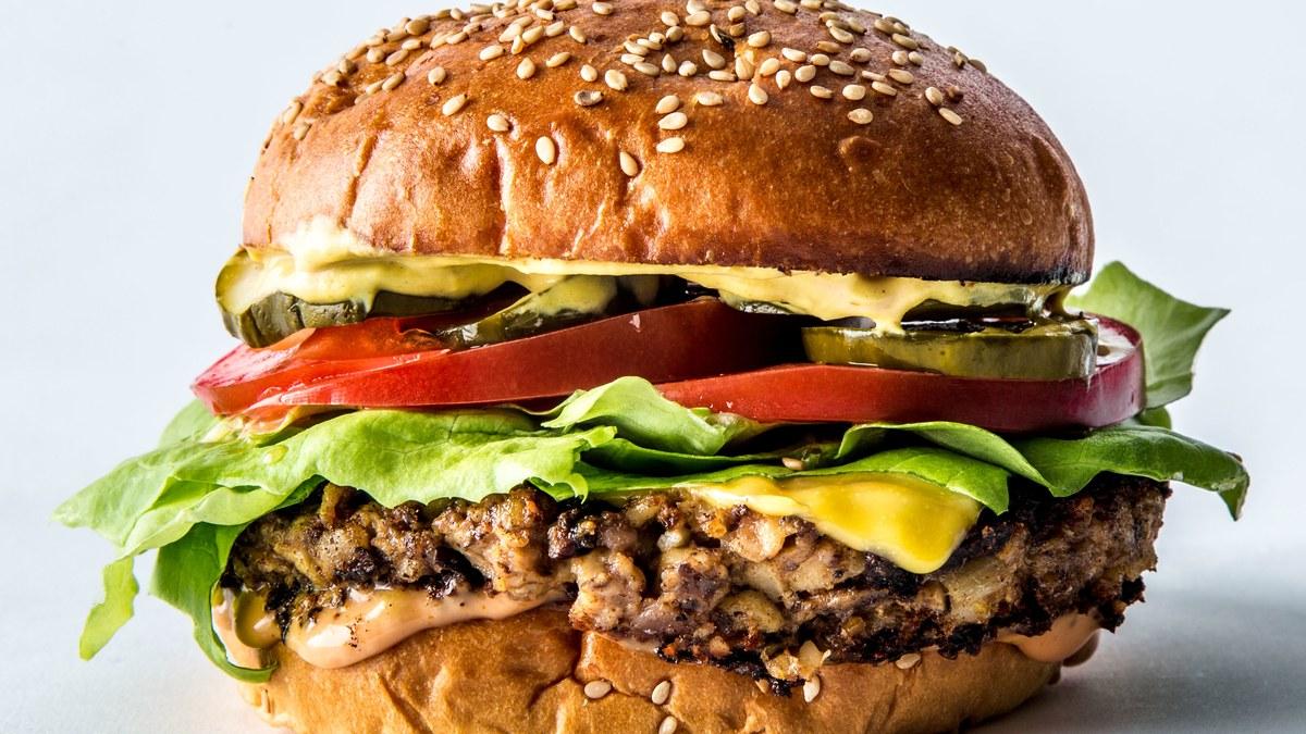 Las mejores hamburguesas veganas de Barcelona