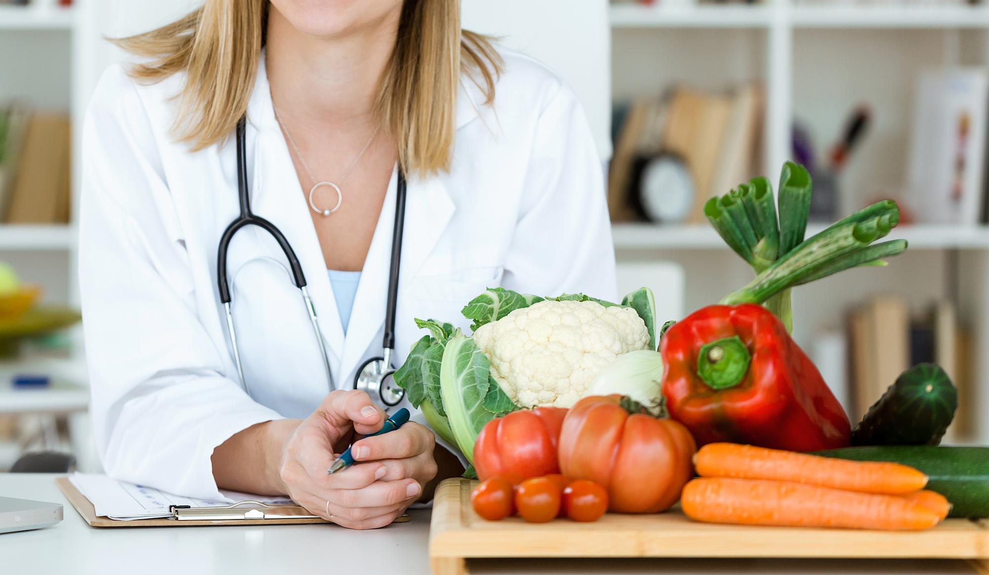 Dieta basada en productos vegetales: opinión de 7 organizaciones de salud