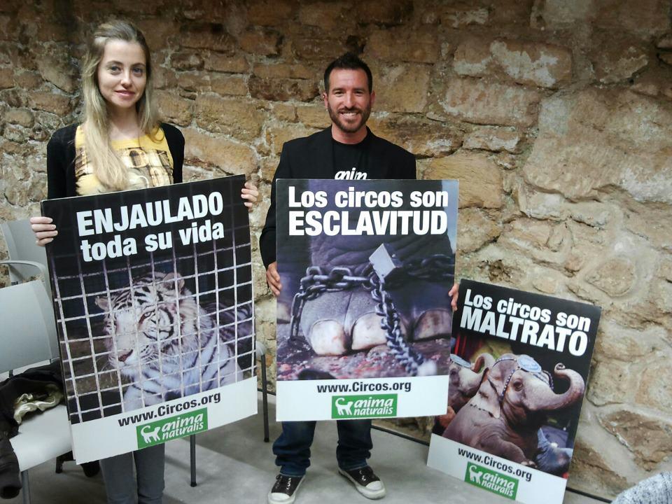 Por unanimidad Capdepera prohibe los circos con animales de cualquier especie