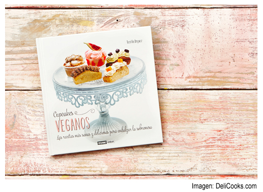 ¡Ya a la venta el nuevo libro de Toni Rodríguez: Cupcakes Veganos!