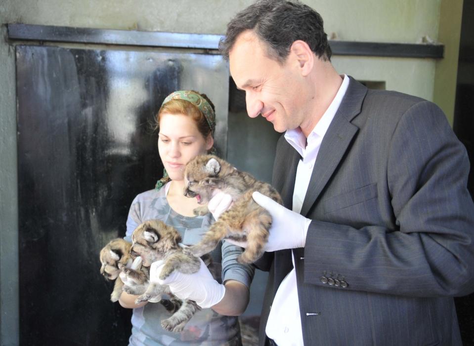 Catástrofe en el zoológico de La Plata