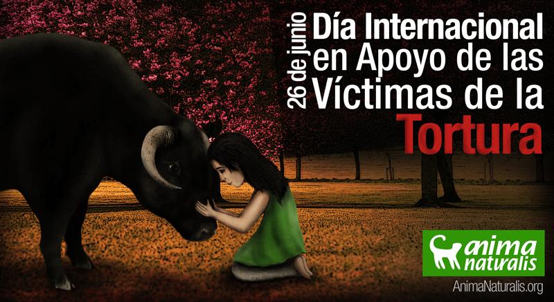 26 de junio: Día internacional de las Naciones Unidas en apoyo de las víctimas de la tortura