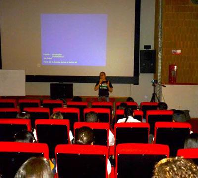 Instalada con éxito 1er Mesa de diálogo sobre protección animal en la Cinemateca de San Cristóbal