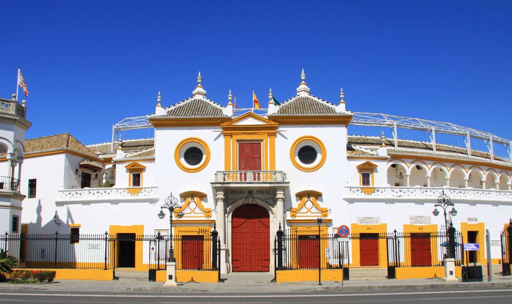 ¡La feria taurina de abril en Sevilla, se hunde!