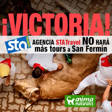 Agencia de viajes STA clausura los viajes de encierros a Pamplona