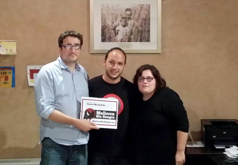 Santa Margalida nuevo municipio antitaurino en Mallorca