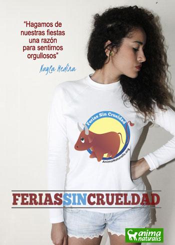 Inicia  la campaña Ferias Sin Crueldad