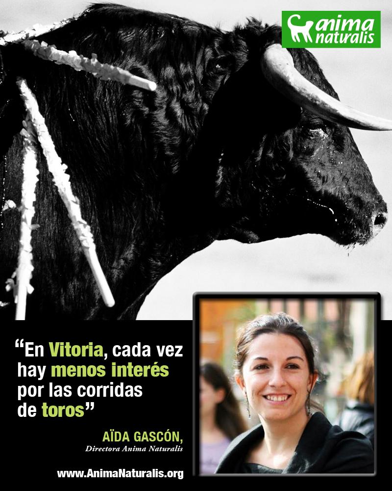 Entrevista a Aïda Gascón, Directora de AnimaNaturalis en España, en Cadena Ser