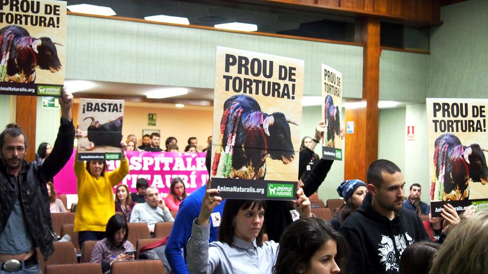 El PSC impide que Hospitalet se declare municipio antitaurino.