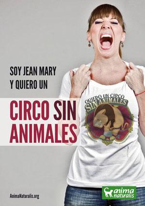 San Cristóbal a punto de prohibir el uso de animales en circos