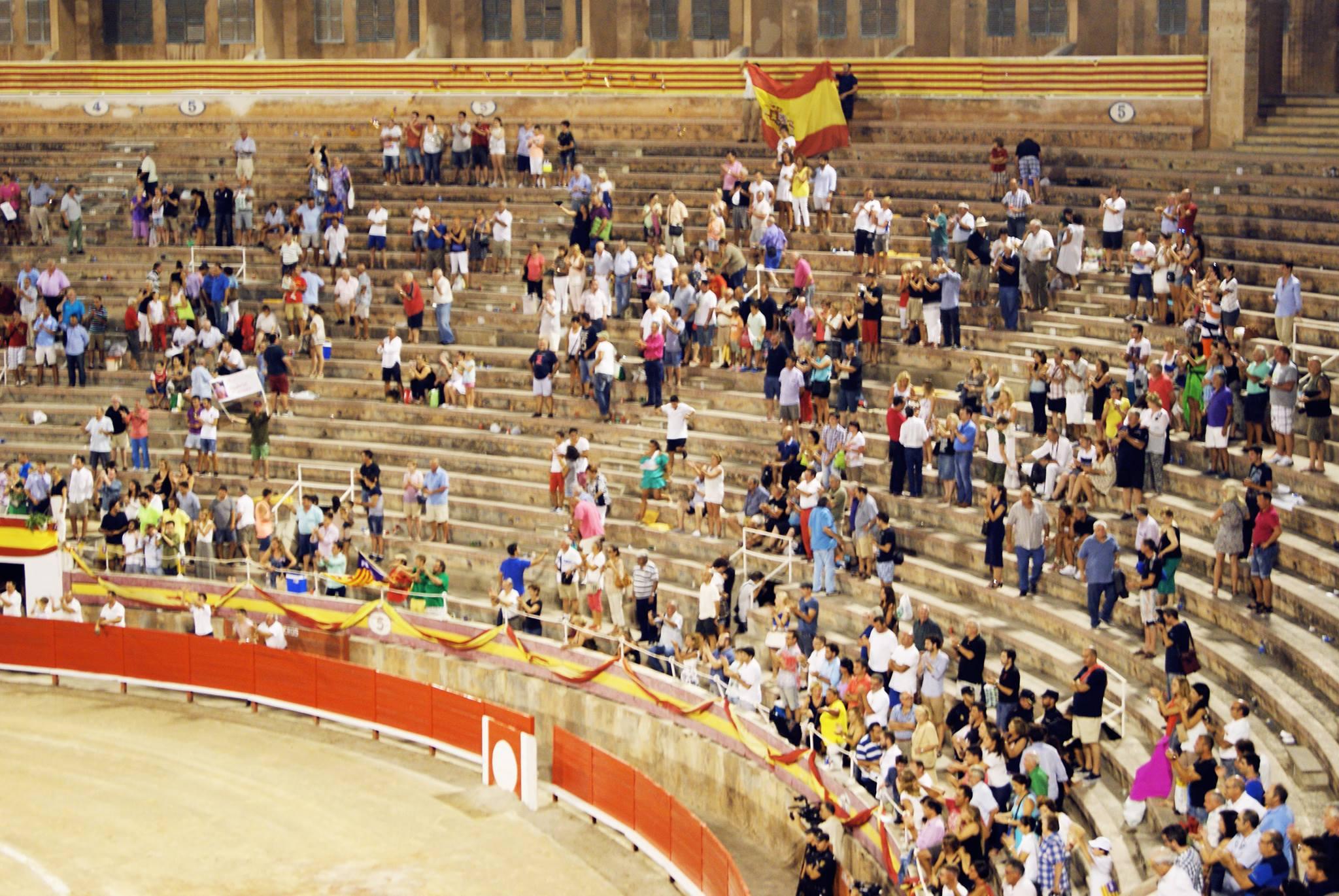 Enésimo fracaso taurino en Palma
