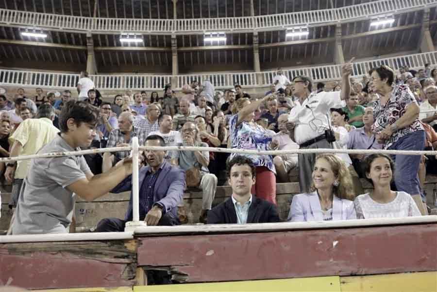"""AnimaNaturalis pide la intervención del Defensor del Pueblo ante las """"deficiencias de la plaza de toros de Palma"""""""