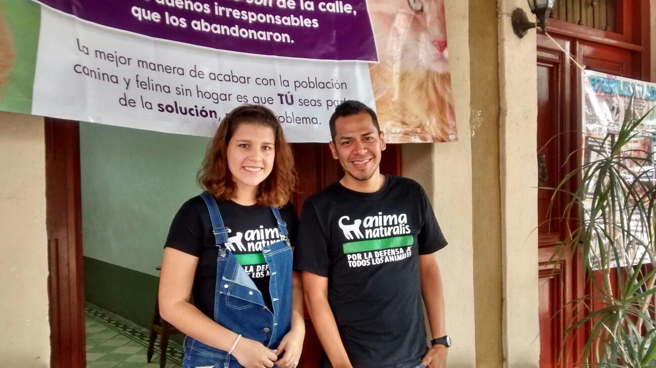 AnimaNaturalis y AMICHAA, ¡concientizando y esterilizando!
