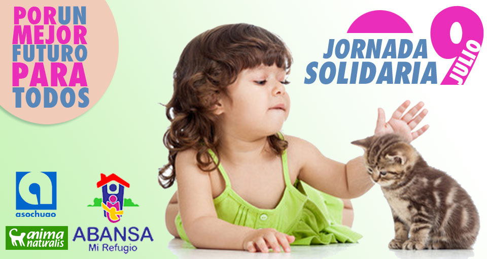 JORNADA SOLIDARIA A BENEFICIO DE ABANSA