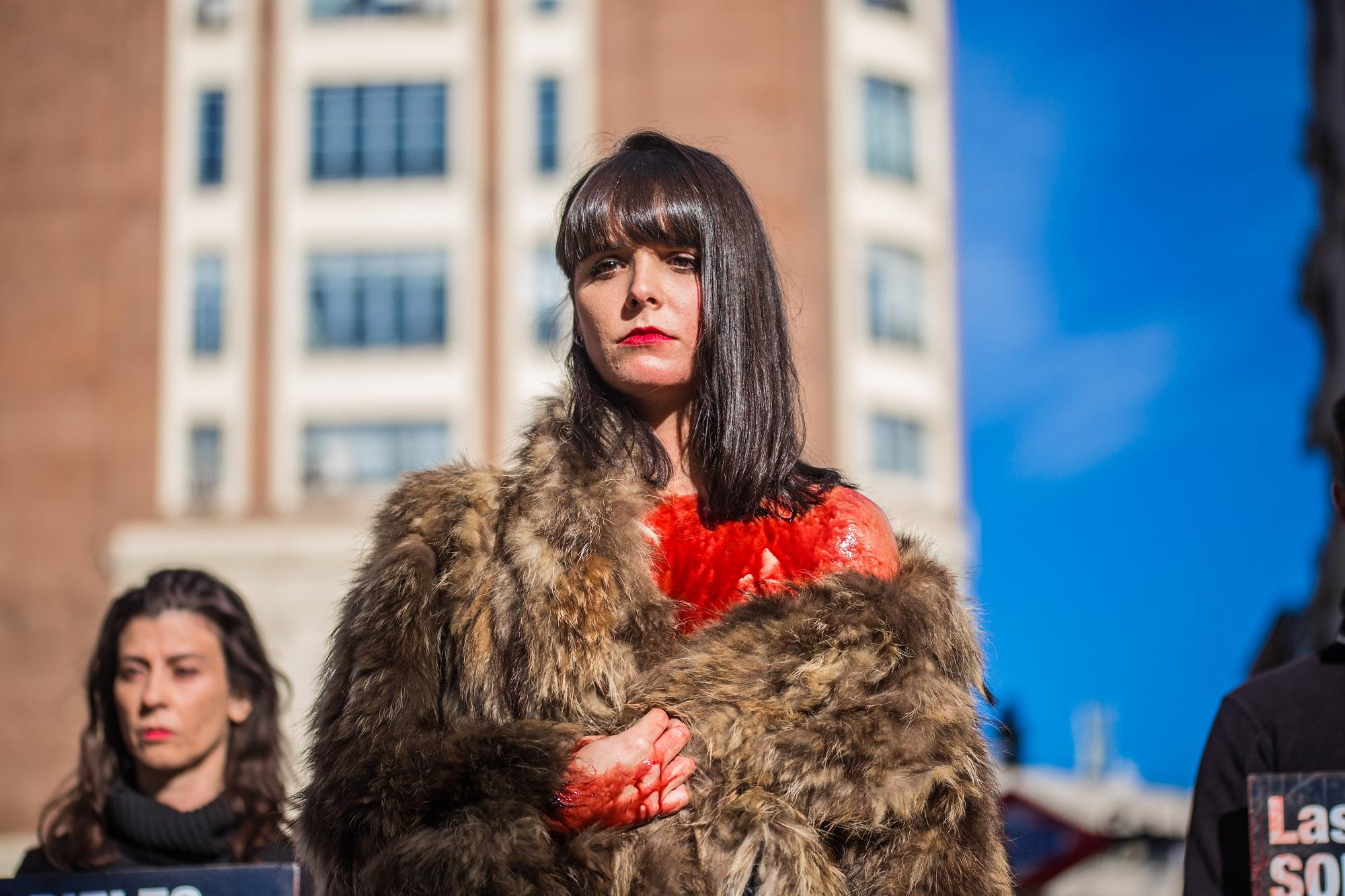 En lucha contra una moda asesina, cruel e inútil