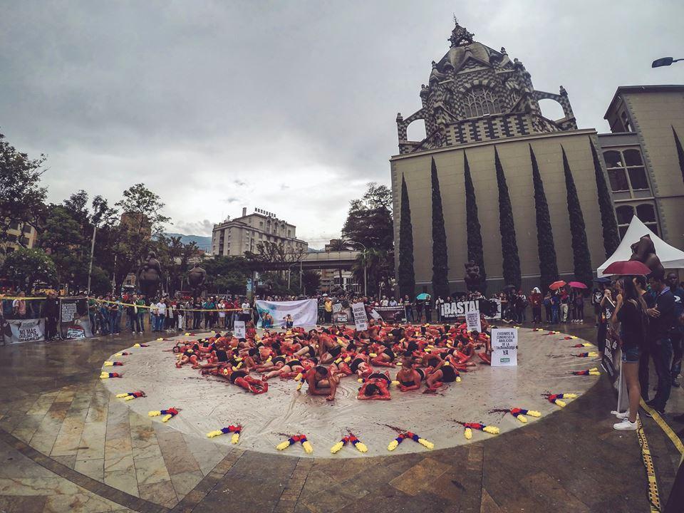 Medellín exigió al Congreso de la República la prohibición de las corridas de toros