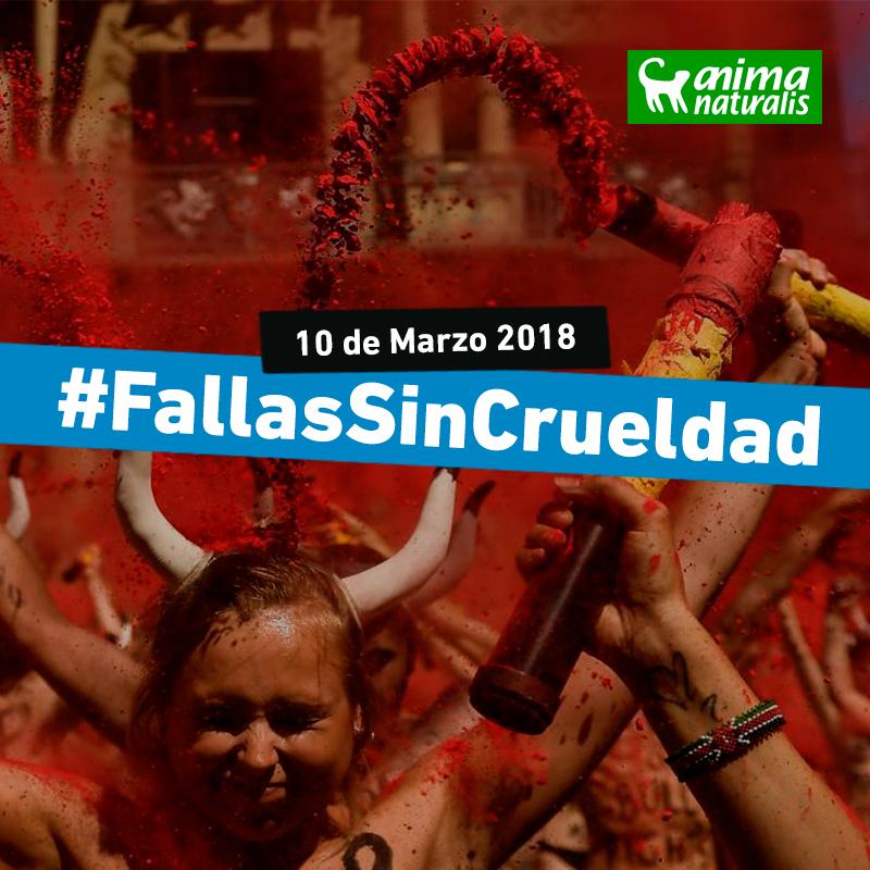 ¡Únete a las protestas en Valencia contra la feria taurina en Fallas!