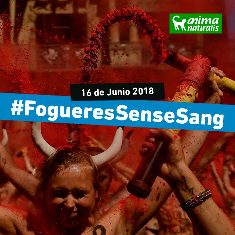 Alcemos la voz por los toros por unas fiestas sin sangre en Alicante