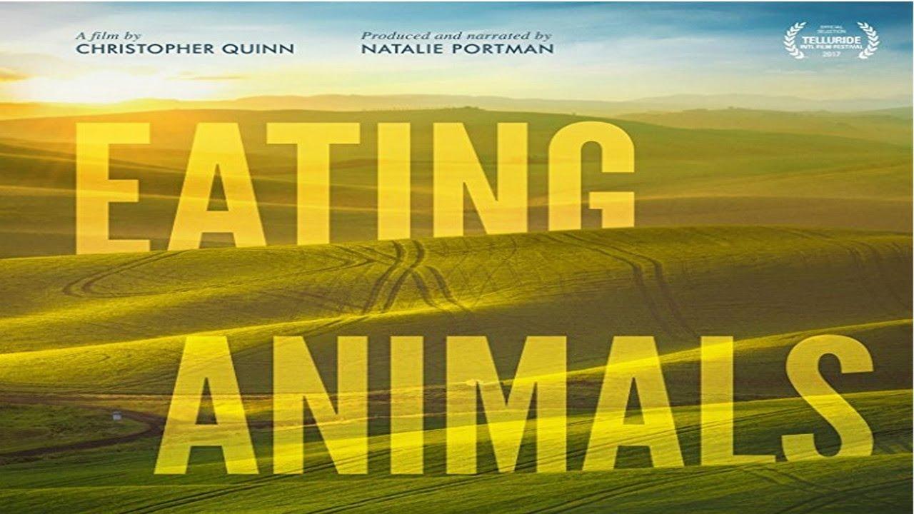 """Documental """"Eating Animals"""" llega con un mensaje claro: deja de comer animales"""