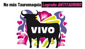 Ante la presión de AnimaNaturalis, taurinos sacan la artillería en La Rioja