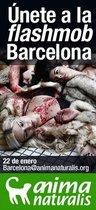 Próxima Flashmob contra las pieles en Barcelona 2011