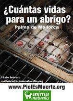 Únete a la próxima protesta en Mallorca contra la venta de pieles