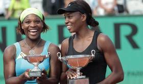 Las tenistas Venus y Serena Williams se hacen veganas