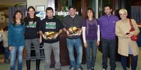 AnimaNaturalis participó en el 1º Campeonato de 'Pintxos Veganos'