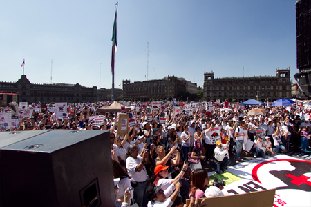 ¡Miles de mexicanos exigieron prohibición de las corridas de toros!