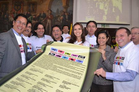 Bogotá: 20 concejales comprometidos con los animales