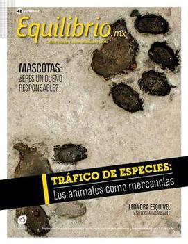 """Cofundadora de AnimaNaturalis entrevistada por Revista """"Equilibrio"""""""