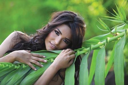 """Anna Tamez, activista de AnimaNaturalis, compite por el título """"Miss Earth México 2012"""""""