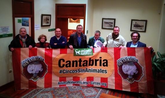 Suances prohíbe 'por unanimidad' los circos con animales