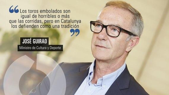 José Guirao - Ministro de Cultura y Deporte