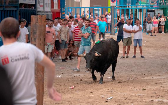 Festejos populares dejan 18 muertos en cinco años sólo en Valencia