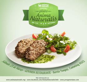Diversas acciones por                                              el Día Mundial Sin Carne