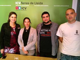 ICV y                                              AnimaNaturalis denunciamos                                              la opacidad de la perrera                                              municipal de LLeida