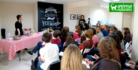 Exclusivo taller rawfood de quesos y mermeladas
